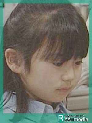大島優子 7歳 ひよこたちの天使