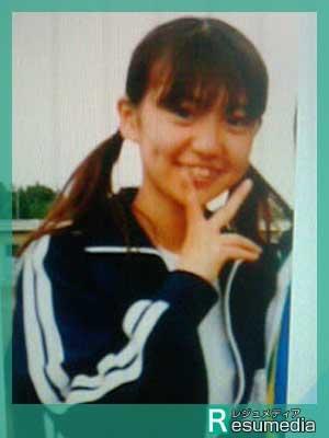 大島優子 13歳 中学生