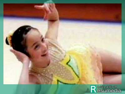 佐津川愛美 小学生時代 新体操