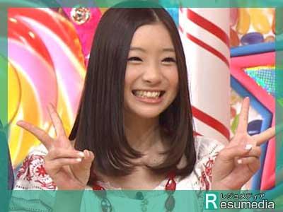足立梨花 テレビ ヒルナンデス