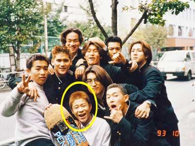 前澤友作 高校時代