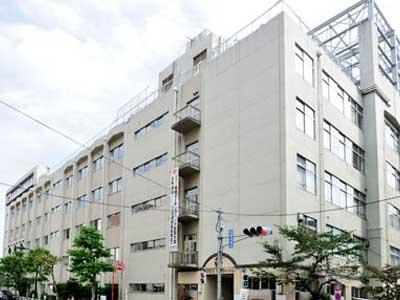 中央区立日本橋中学校
