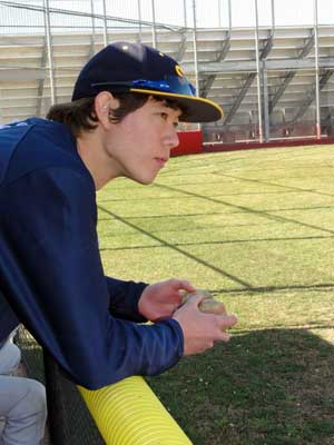 宮沢氷魚 高校時代 野球