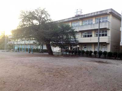 上尾市立原市中学校
