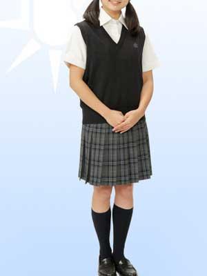 日本大学習志野高等学校制服参考画像