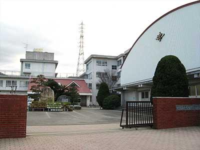 松山市立北久米小学校