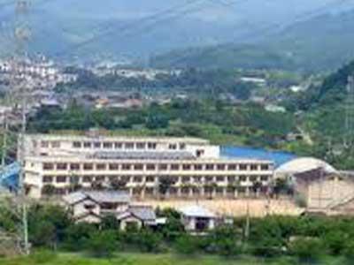 松山市立桑原中学校