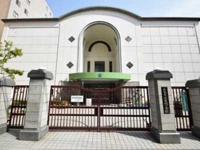 大阪市立生魂小学校