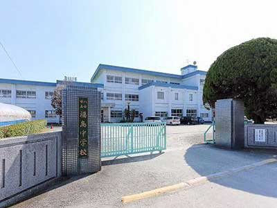八女市立福島中学校